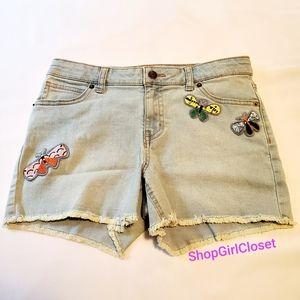 Cat&Jack Jean Shorts Girls XL (14/16)